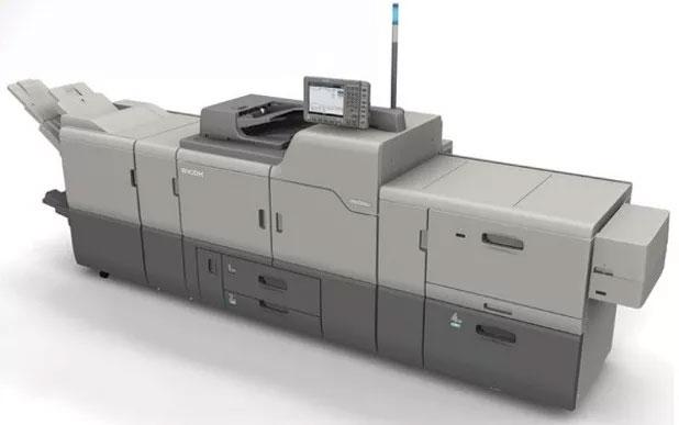 Ricoh Pro C7110 digital press